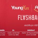 """New Release: YOUNG LEX & ANJI FLASHBACK """"Karena Kangen Enggak Harus Balikan"""""""